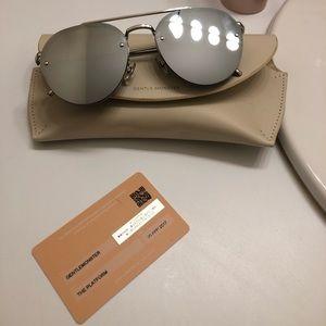 "cd8e641ad25c2 Gentle Monster Accessories - Gentle Monster Mirror aviator sunglasses ""Debby """